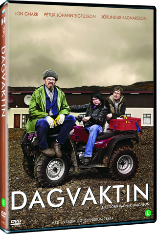 Dagvaktin - The Day Shift (DVD) - ISLANDICA.com