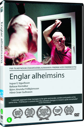 Englar alheimsins - Angels of the Universe (DVD) - ISLANDICA.com