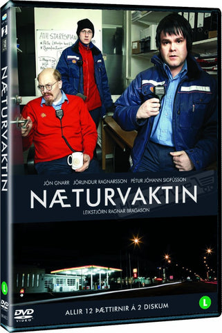 Næturvaktin - The Night Shift (DVD) - ISLANDICA.com