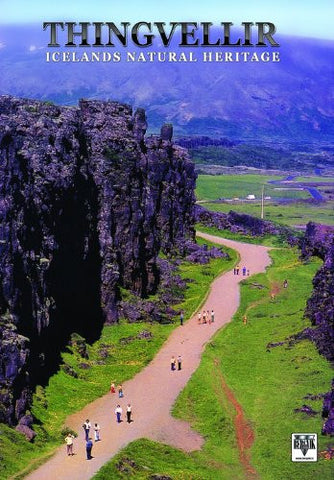 Thingvellir - Icelands Natural Heritage (DVD) - ISLANDICA.com