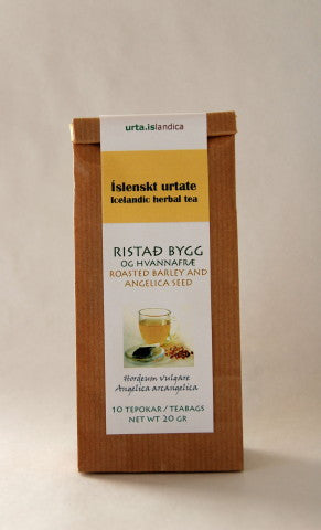 Urta - Roasted Barley and Angelica Seed Tea - ISLANDICA.com