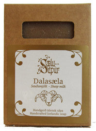Dalasæla - Handcrafted Soap with Sheep Milk - ISLANDICA.com