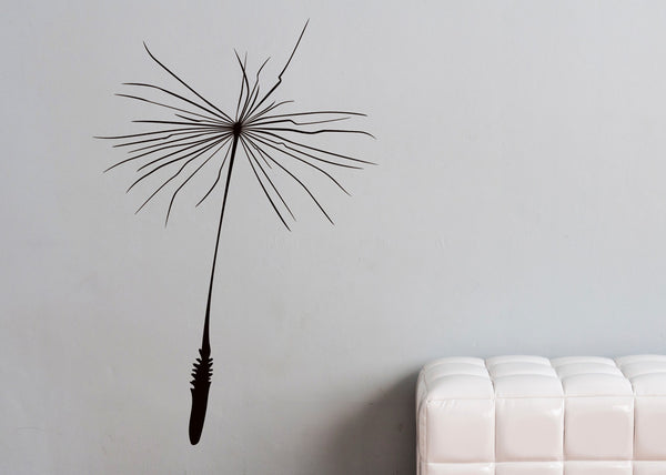 WALL STICKER: Biðukolla - DANDELION SEED HEAD by Vegg - ISLANDICA.com