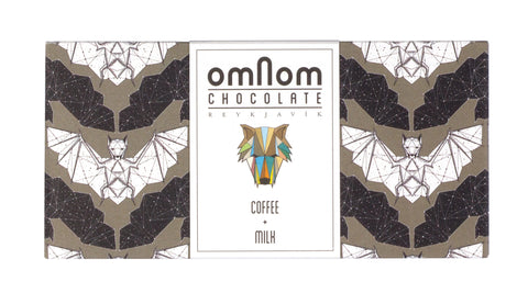 Omnom Chocolate - Coffee + Milk - ISLANDICA.com