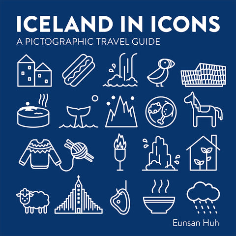 Iceland in Icons: a Pictographic Travel Guide - ISLANDICA.com