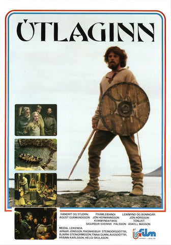 The Outlaw: The Saga of Gisli Sursson (DVD) - ISLANDICA.com