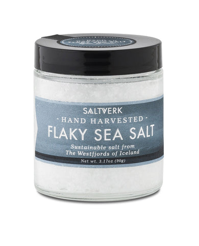 Saltverk - Flaky Sea Salt 90 g - ISLANDICA.com