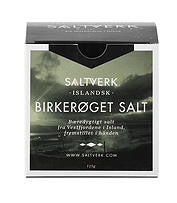 Saltverk - Birch Smoked Salt 125 g - ISLANDICA.com