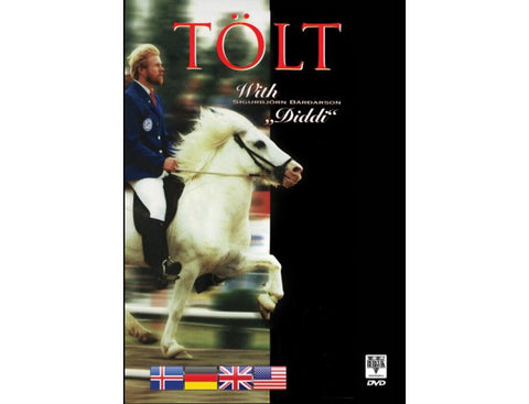 "Tolt with ""Diddi"" (DVD) - ISLANDICA.com"