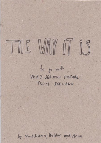 The Way it Is (booklet) - ISLANDICA.com