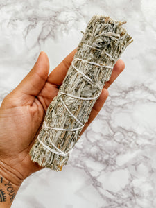 Black Sage Cleansing Stick