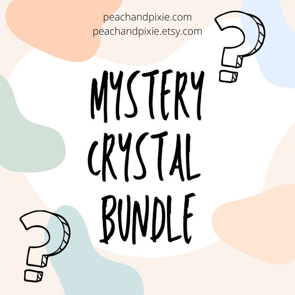 Mystery Crystal Bundle