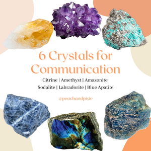 6 Crystals for Communication