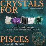 Pisces Crystal Bundle ♓️