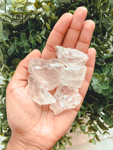Rough Clear Quartz