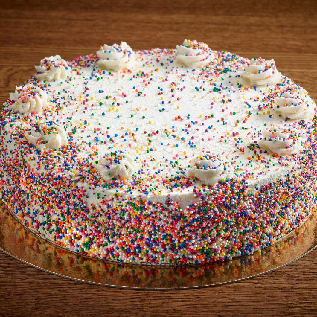 Birthday Cake Cheesecake | 10