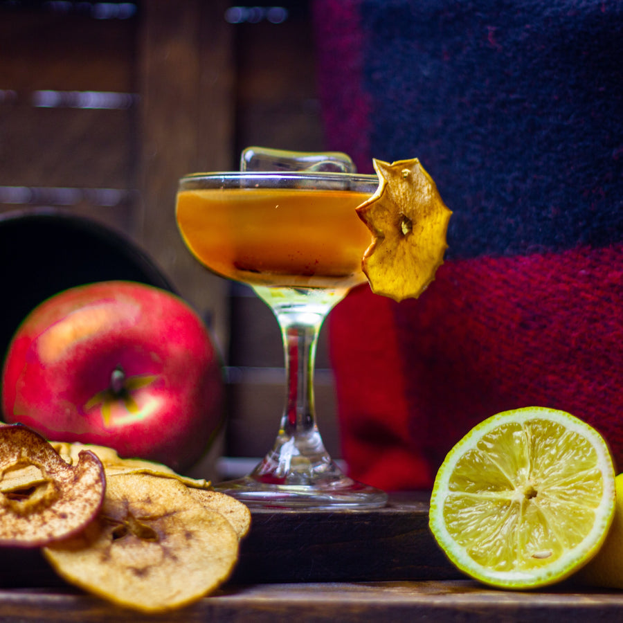 Canadian AppleJack Smash Cocktail Kit