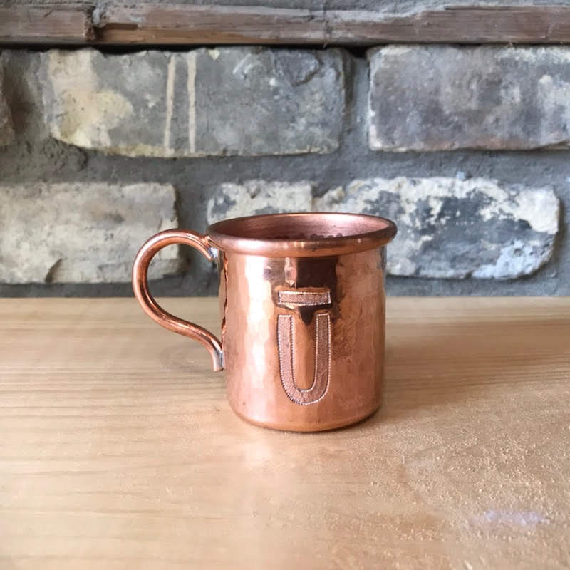 Union Ten Solid Copper Burro