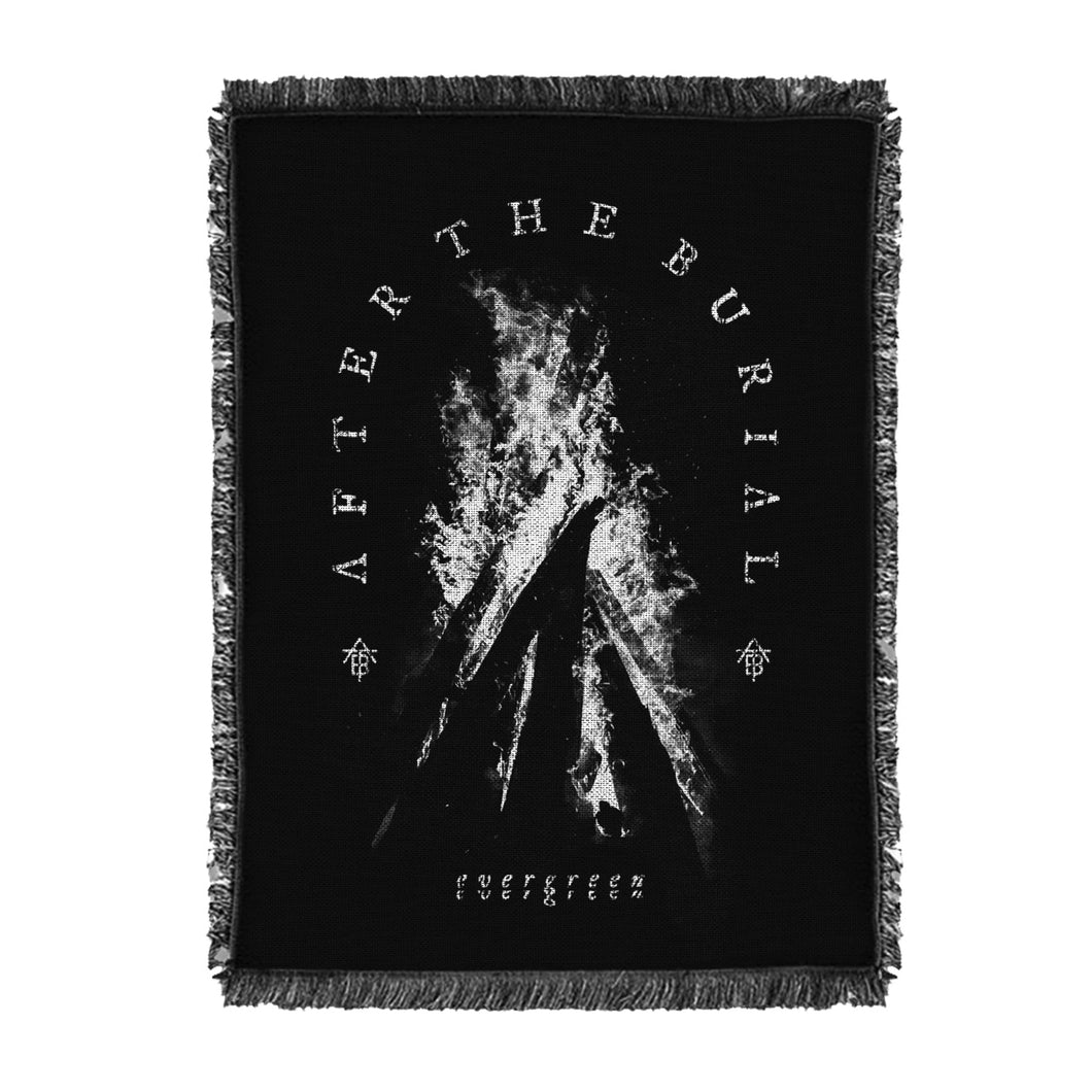 Pyre Woven Blanket
