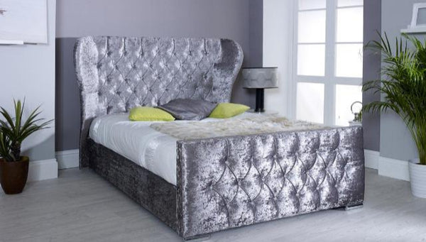 Kintyre Winged Bed Frame