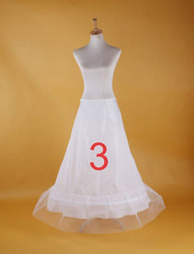 Wedding Petticoat Bridal Hoop Crinoline Prom Underskirt Fancy Skirt Slip