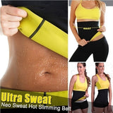 Waist Trainer Body Shaper Comfortably  Neoprene Hot Sweat belt XS-4XL