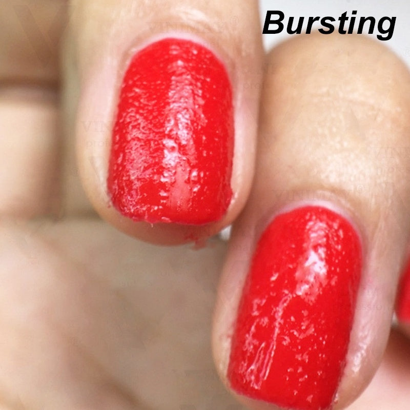 Burst Nail Polish Gel Magic Remover Nail Polish Remover Soak Off Nail Polish Degreaser Nail Art Primer Lacquer Remover Liquid