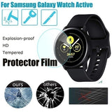 2pack/5pack HD Screen Protectors 9H Tempered Glass  for Galaxy Watch 42MM 46MM / Gear S2 / S3 Classic  S4