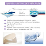 V Shape Mask Face Firming Masks Slimming Eliminate Edema Lifting Thin Masseter Face Care Tool