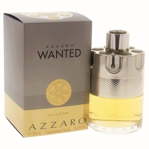 Azz?ro WANT¨¦D Cologne for Men Cologne Perfume for Men Eau De Perfume (Size: 100ML/3.4fl.oz)