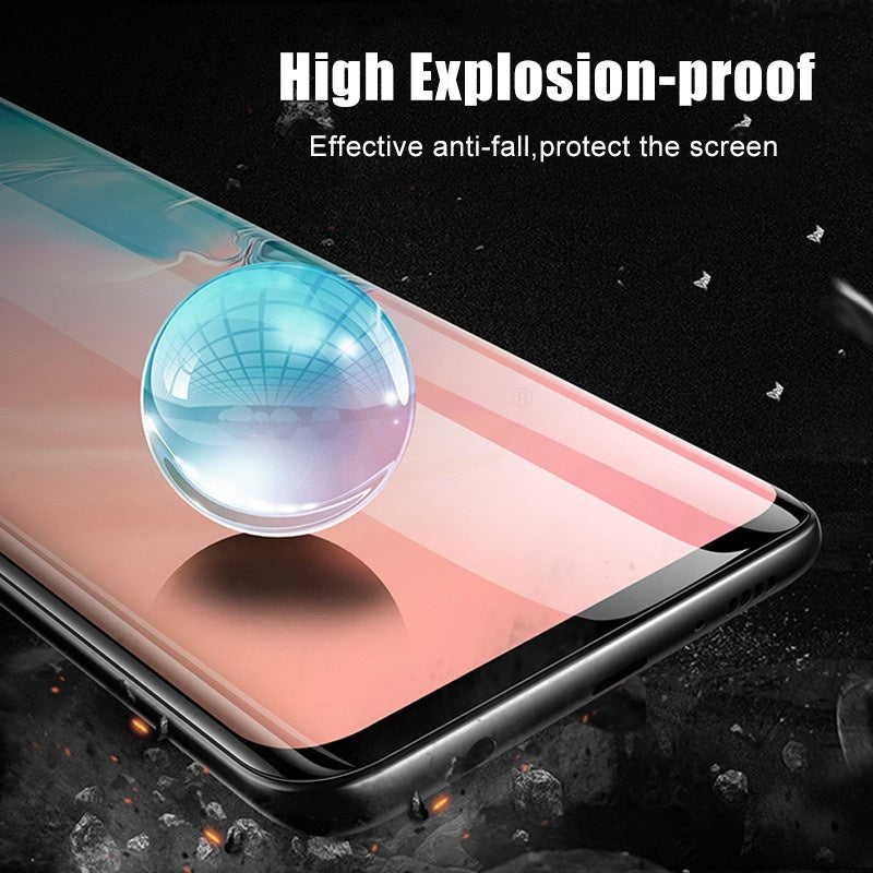 20D Full Curved Screen Protector for Samsung Galaxy S10 Plus S10e S10 5G S9 S9 Plus S8 S8 Plus S7 Edge Note 9 8 Tempered Glass Film