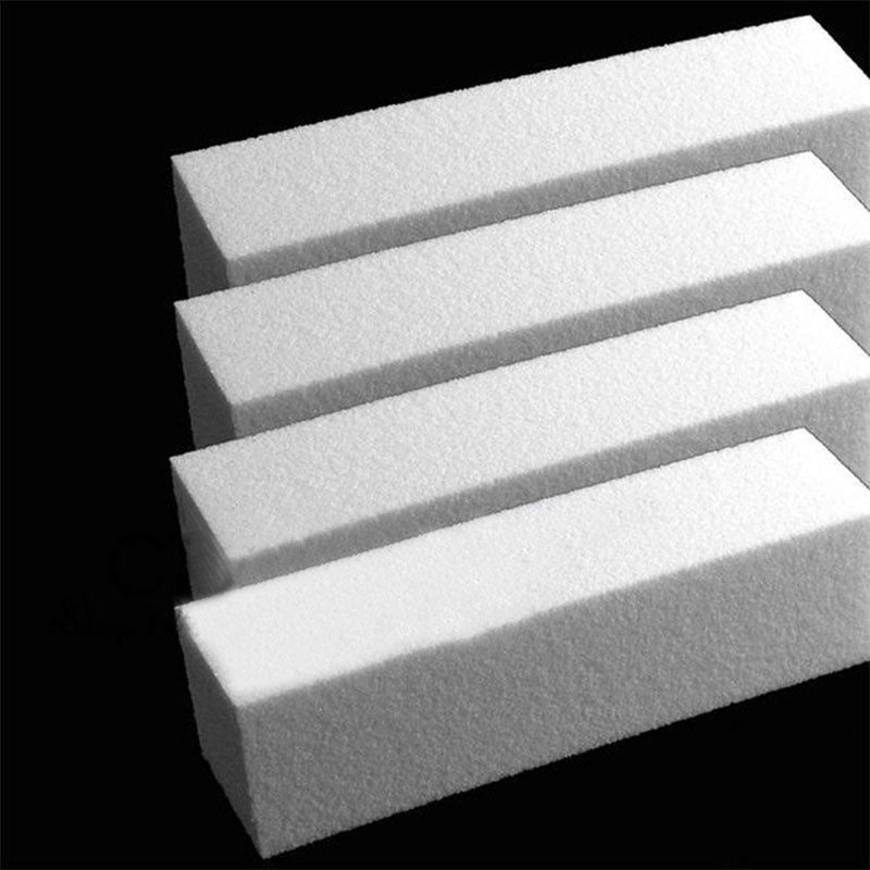 5/10PCS Buffer Buffing Sand Sanding Files Block Manicure Care White Nail Art Tips