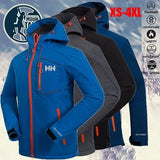 Fashion Men Outdoor Waterproof Windproof Breathable Jacket Mountain&Hiking Softshell Jackets Coats