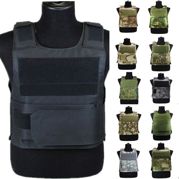 2020 US Army Military Tactical Vest Anti Stab Hard Self-Defense Clothing Bullet-proof Security Equipment Men Tactical Vest Bulletproof Vest Mountaineering Vest