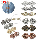 1PC Vintage Cardigan Clip Pin Women Shawl Blouse Collar Sweater Scarf Clasp Charm Accessories