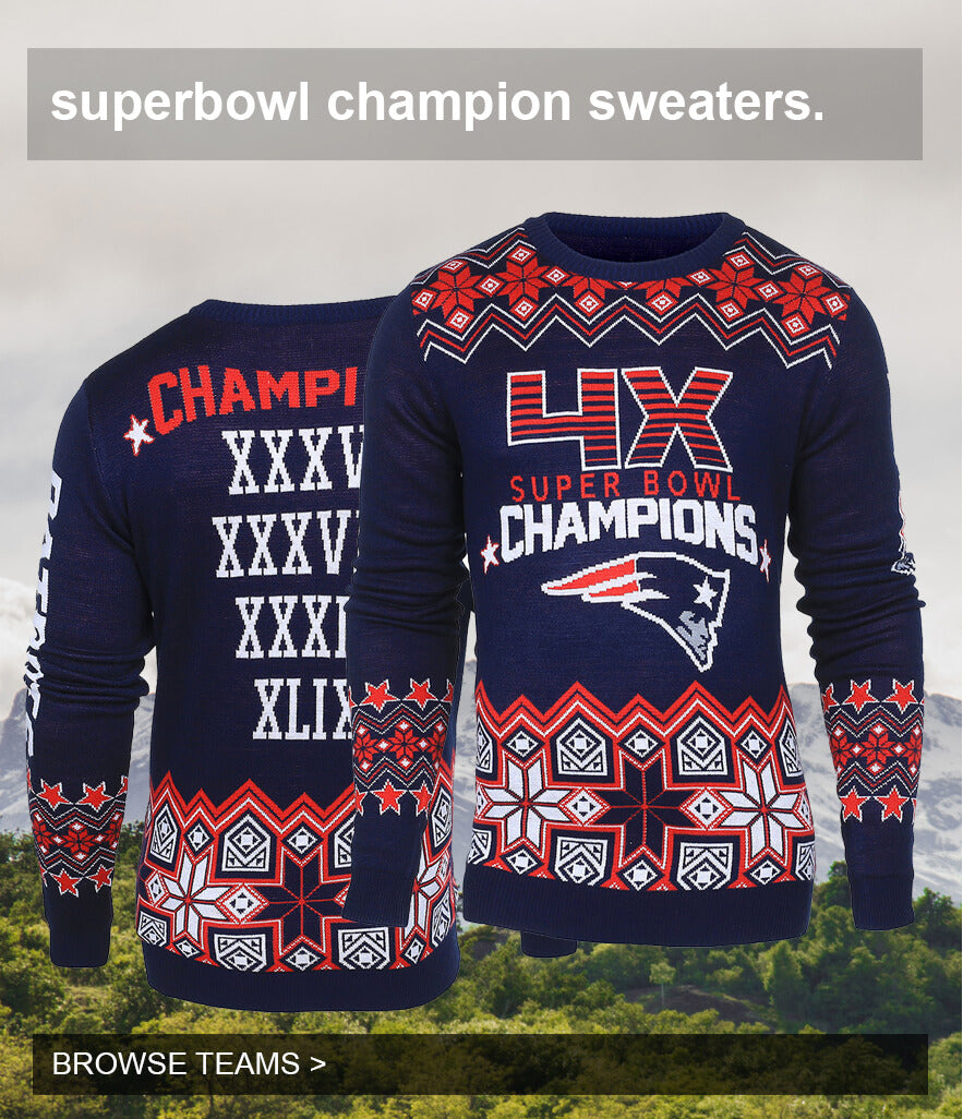 Superbowl Hoodies