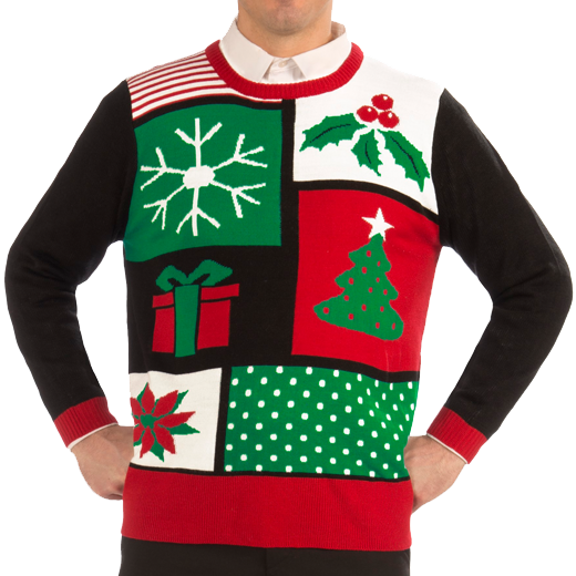 Clippers ugly christmas sweaters