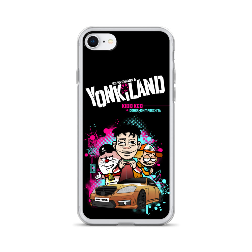 Funda Yonkiland - iPhone - DonRamon y Perchita - Tienda Oficial