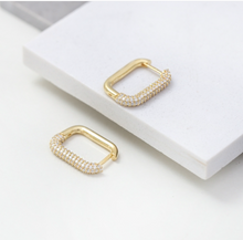 Load image into Gallery viewer, Lola Earrings - White