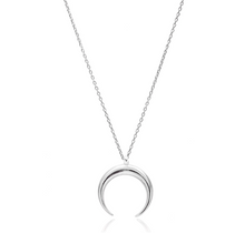 Load image into Gallery viewer, Selene Moon Necklace