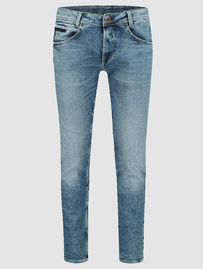 Jeans russo edition tapered ragged medium used