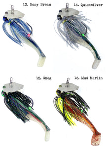 150mm 1/2oz Chatterbait