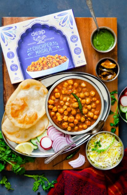 Chickpea Masala (10 count)