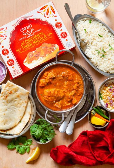 Chicken Tikka Masala with Cumin Rice (12 count)