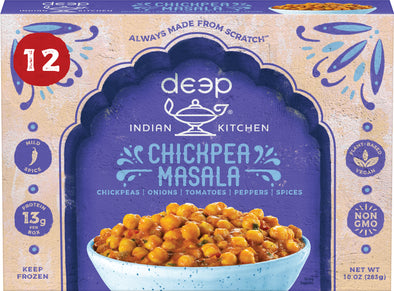 Chickpea Masala (12 count)