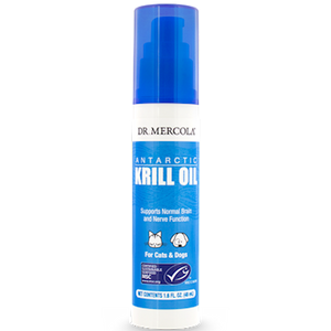 Antarctic Krill Oil for Pets 1.6 oz