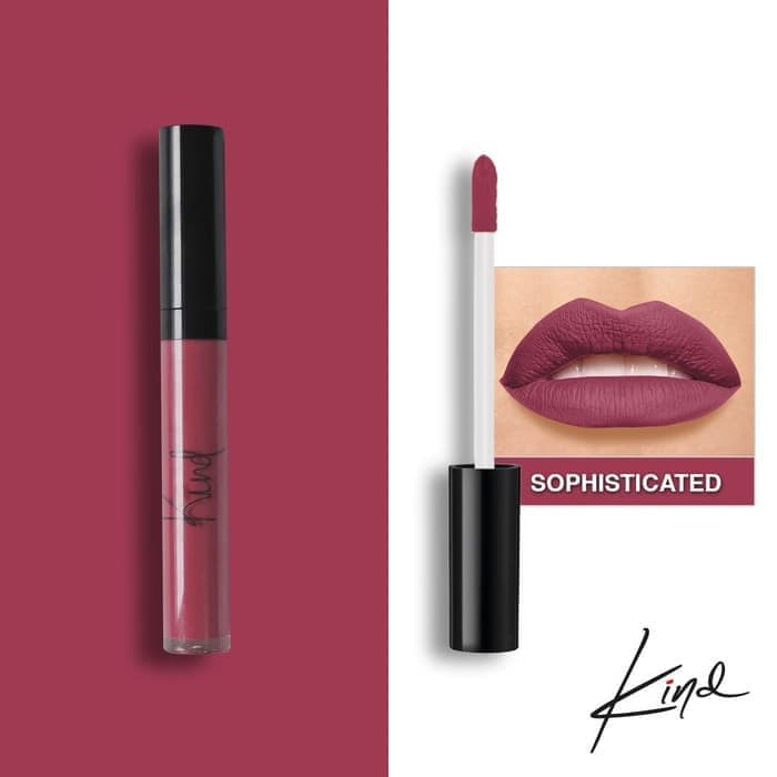 SOPHISTICATED - KIND Lipcream