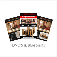 DVD's & Blueprints