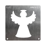 Mini Angel- Wood Burning Stencil