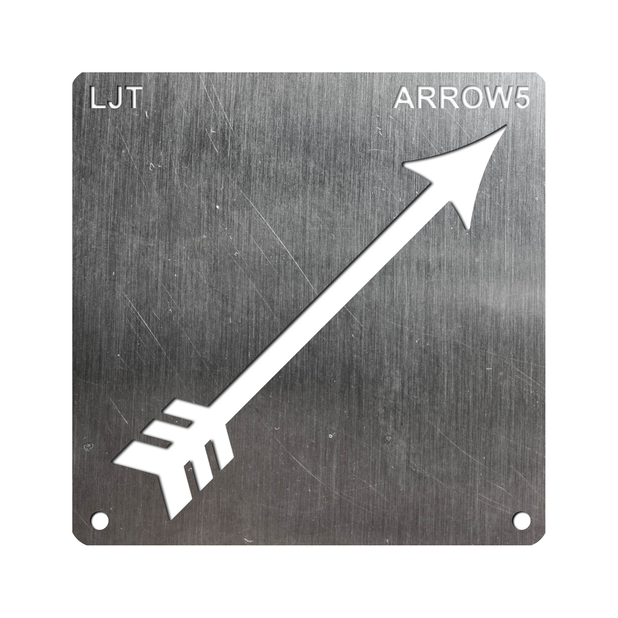 BurnStencil™ - Arrow